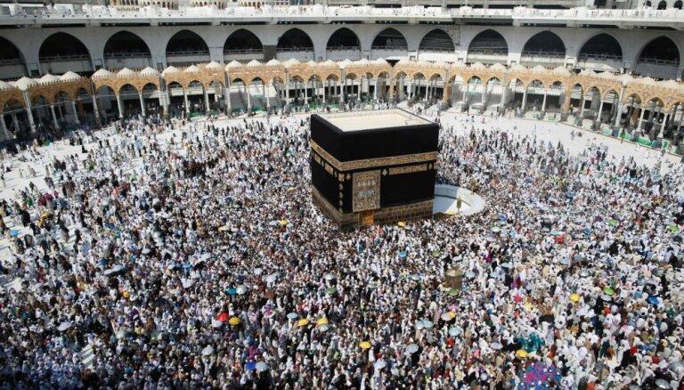 Миллионы мусульман начинают паломничество в Мекку