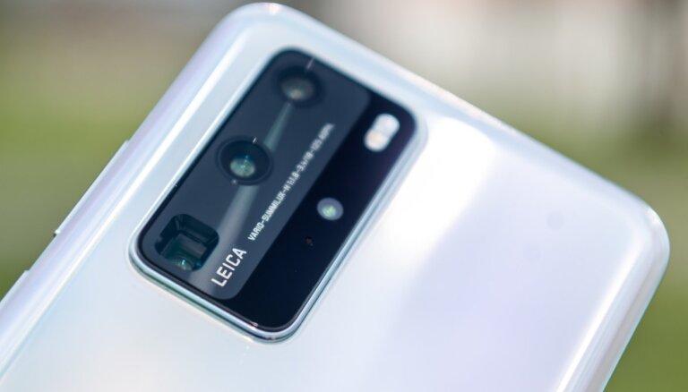 Eksperti novērtē 'Huawei P40 Pro': revolucionāras tehnoloģijas, kas padara to par labāko tālruni fotografēšanai