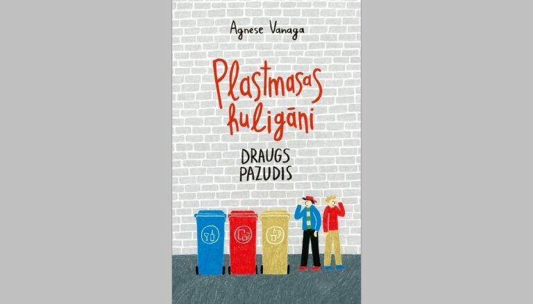 Izdots Agneses Vanagas grāmatas 'Plastmasas huligāni' turpinājums