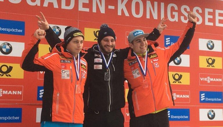 Kivlenieks un Gudramovičs/Kalniņiņš iekļūst TOP3 Nāciju kausā Kēnigzē
