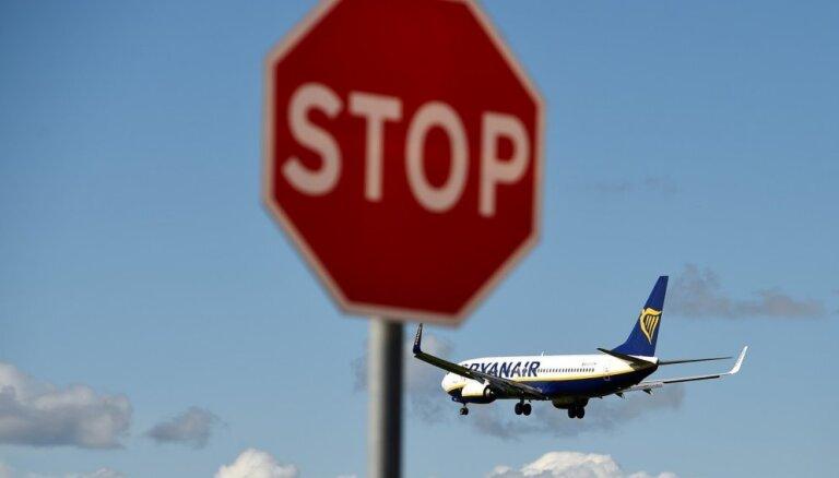 Госполиция начала уголовный процесс по делу о захвате самолета Ryanair в Минске