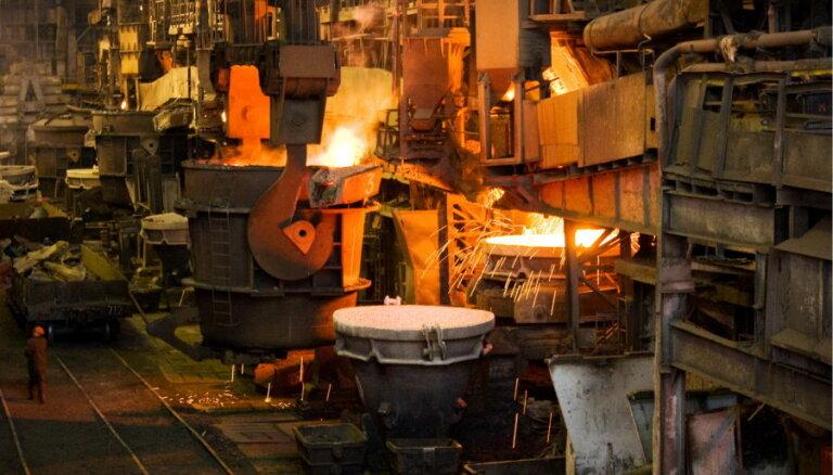 KVV Liepājas metalurgs произвел первые 5000 тонн стальной арматуры