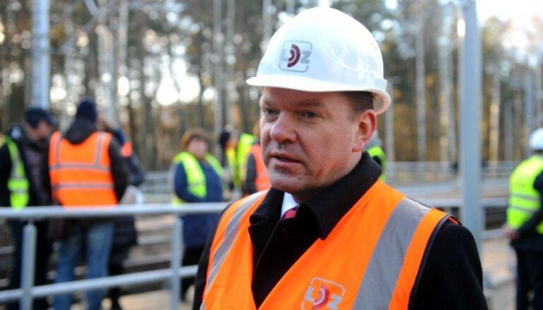 Министр подтвердил выдвижение члена правления Берзиньша на пост главы Latvijas Dzelzceļš