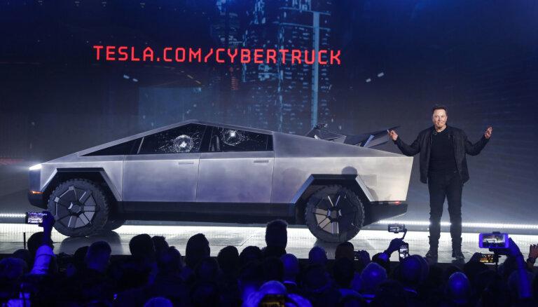 Tesla получила 200 тысяч заказов на новую модель Cybertruck