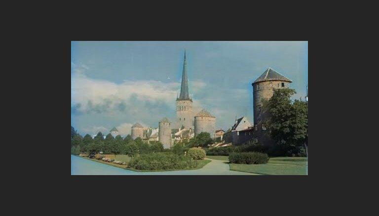ВИДЕО. Путешествие в прошлое: как выглядел Таллинн в 1939 году