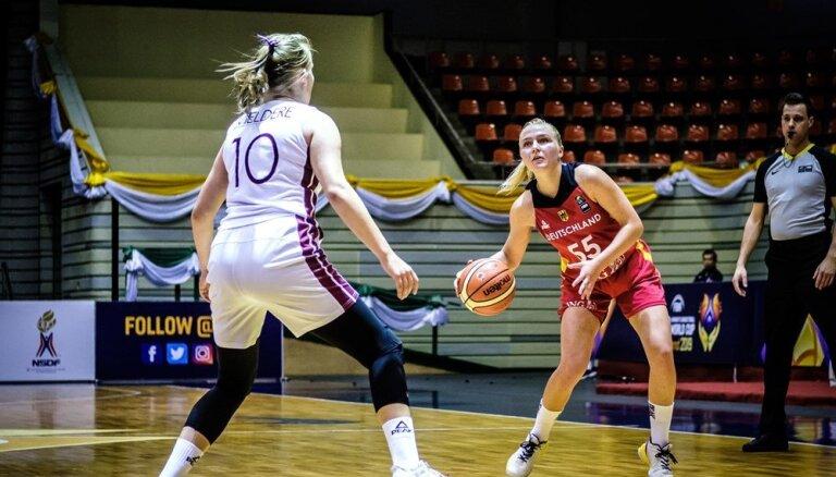 Latvijas U-19 basketbolistes Pasaules kausu noslēdz 14. vietā