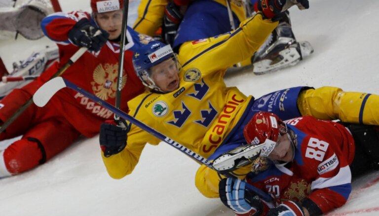ВИДЕО: Россия уступила Швеции, Знарок объяснил фиаско нехваткой сил