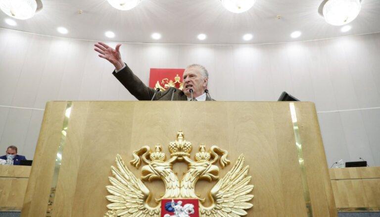 Krievija ir bīstama, jo saprot, ka tās laiks iztek, uzskata Kaljulaida
