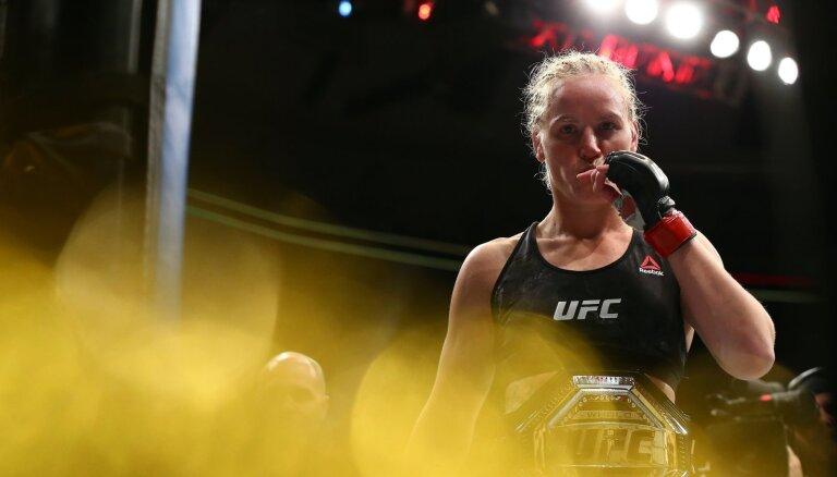 Чемпионка UFC Шевченко обошла Макгрегора