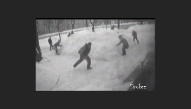 "Резекненский ""бой без правил"" (видео)"