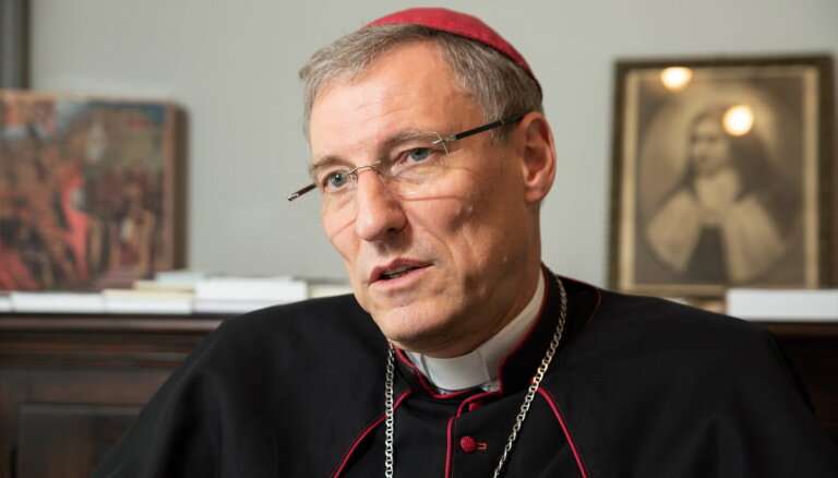 Советы глав христианских конфессий Латвии: Молиться за Левитса, не бояться смерти и слушаться правительство