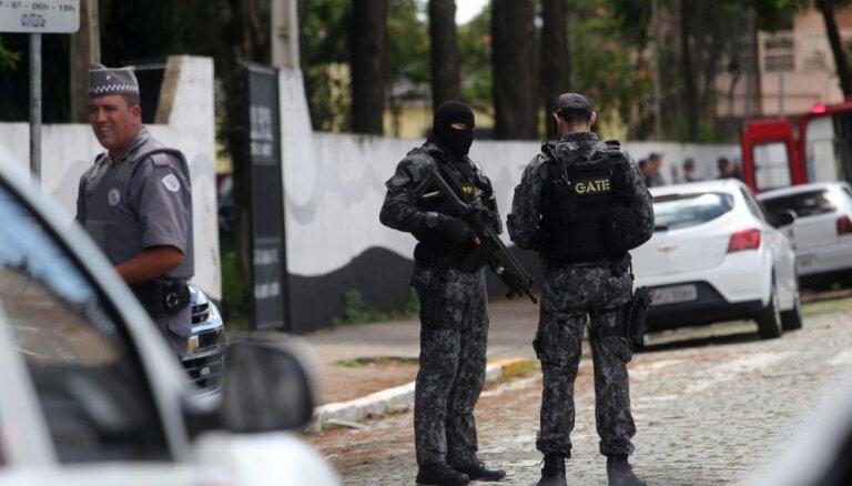 Девять человек погибли в результате стрельбы в школе в Бразилии