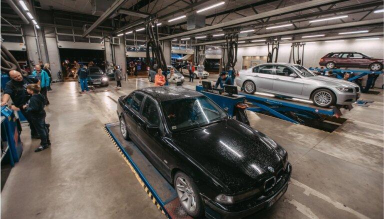 Valdība neņem vērā Konkurences padomes bažas par ideju pilnveidot auto tehniskās apskates procesu