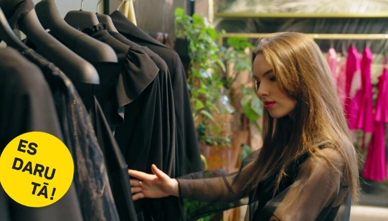 Viss ir saistīts: Katrīnas Gupalo krāšņo skatuves tērpu noslēpums