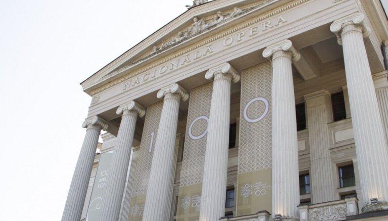 Ar spožiem Galā koncertiem svinēs Latvijas Nacionālās operas simtgadi