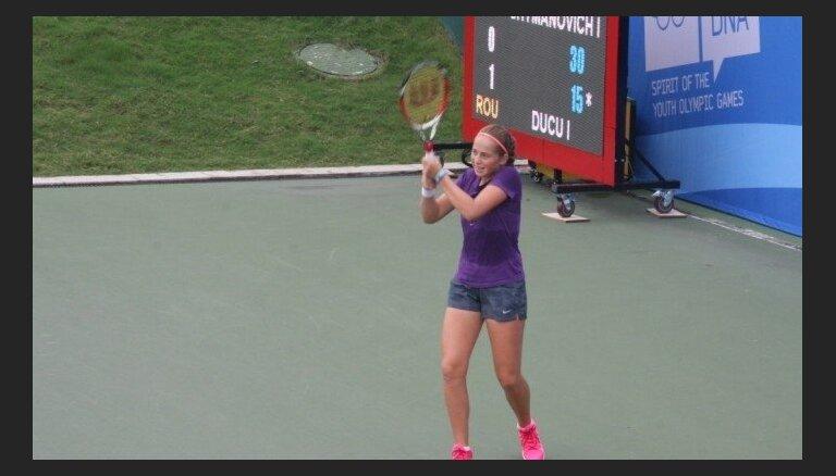 Marcinkēviča un Ostapenko gada noslēdzošajā WTA rangā pakāpjas par divām vietām