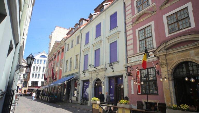 Topošās Rakstniecības un mūzikas muzeja mājvietas Rīgā, Mārstaļu ielā atjaunošanu plānots uzsākt vasarā