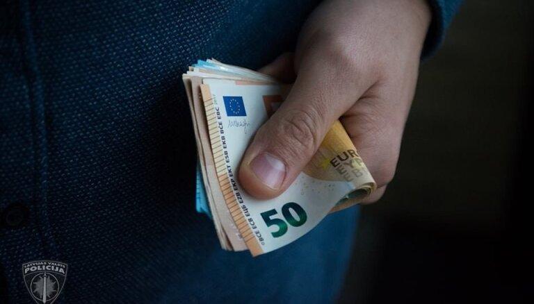 Член правления похитил со счетов своего предприятия почти 230 000 евро