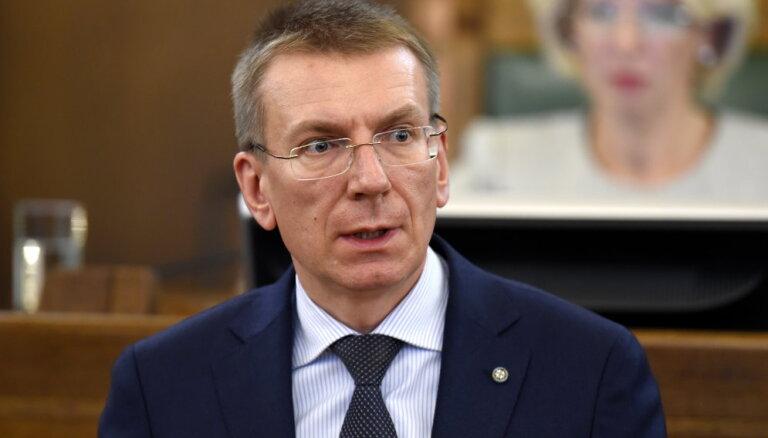 Латвия поддерживает подписание договора о выходе Великобритании из ЕС