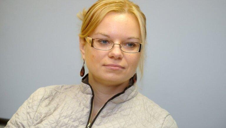 Пресс-секретарь Вике-Фрейберги и Страуюмы может возглавить Институт Латвии