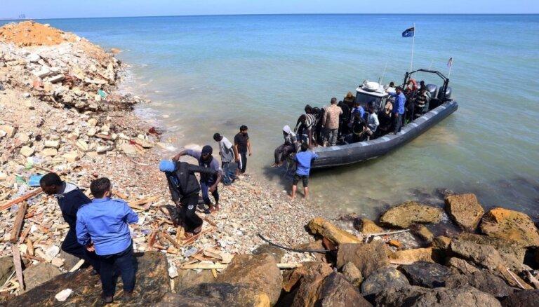 Maroka šogad izjaukusi 54 000 migrantu mēģinājumus nokļūt Eiropā