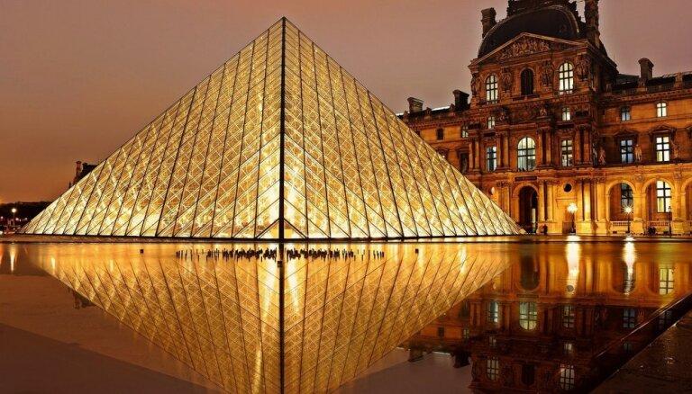 Airbnb предлагает провести ночь в Лувре