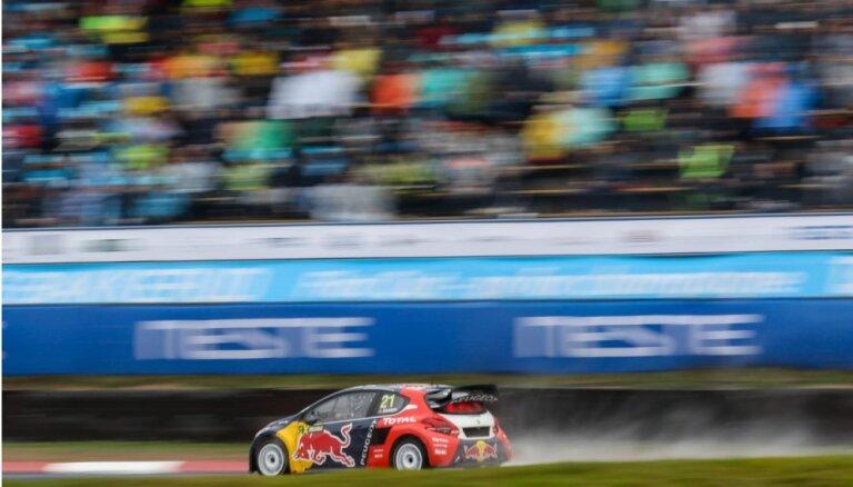 'World RX' Latvijas posms pagarina sadarbību ar nosaukuma sponsoriem