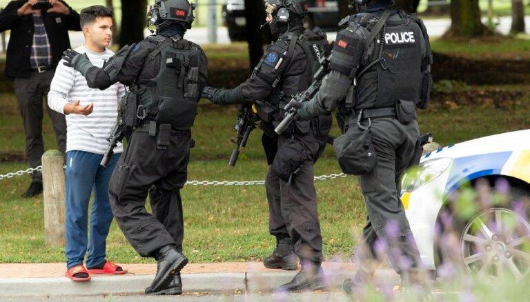 Новозеландский стрелок перед бойней в мечетях делился видео с Латвийского праздника песни