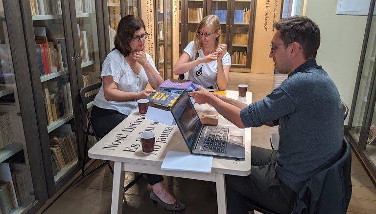 Saņemts rekordliels pieteikumu skaits Latvijas literatūras izdošanai ārvalstīs
