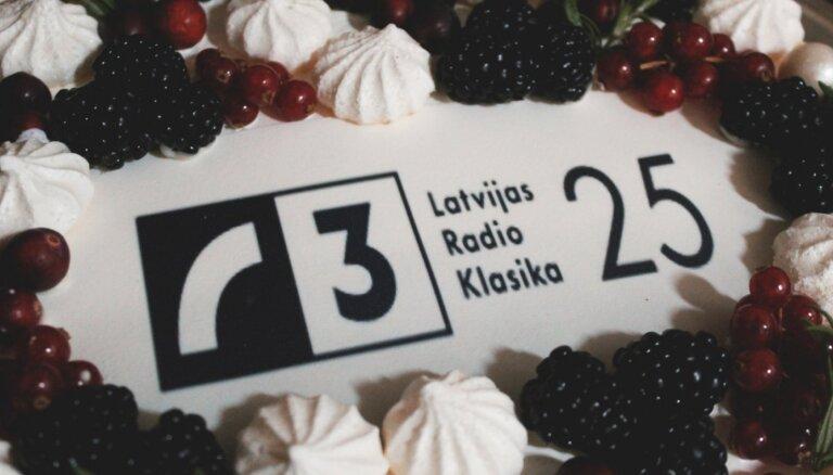 Latvijas Radio 3 'Klasika' ar vērienīgu koncertu svinēs 25. jubileju