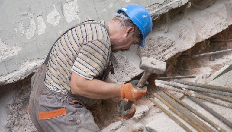 Bezdarba līmenis Latvijā samazinājies līdz 6,3%