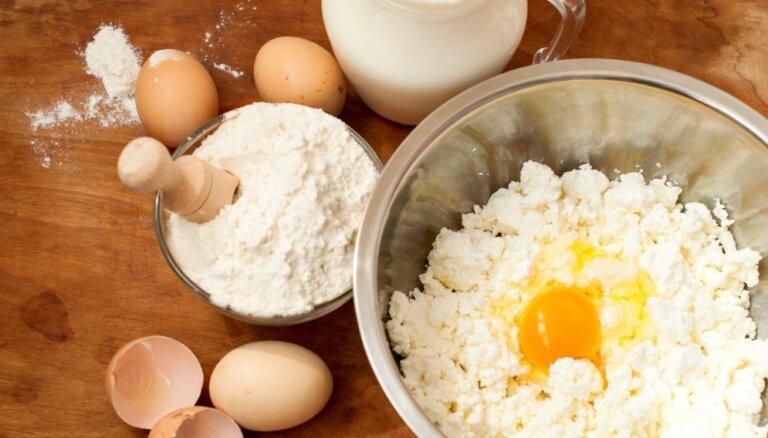 Vēl nevērtē ieceri par samazināto PVN pienam, maizei, gaļai un olām