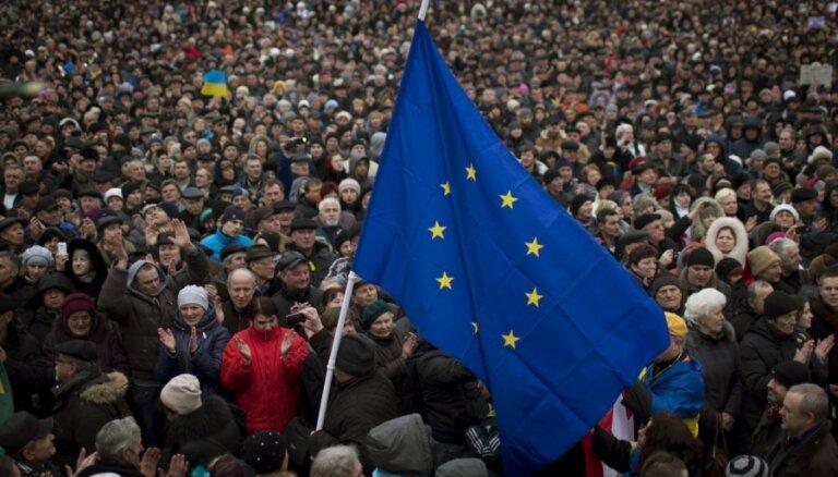 ЕС и США обсудят на саммите ситуацию в Украине