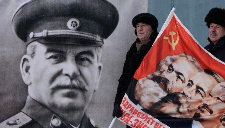 Россияне назвали самых выдающихся людей истории: лидируют Сталин, Путин и Пушкин