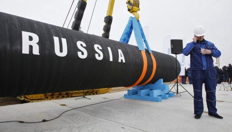 """В ЕС одобрили влияющую на """"Северный поток-2"""" Газовую директиву"""