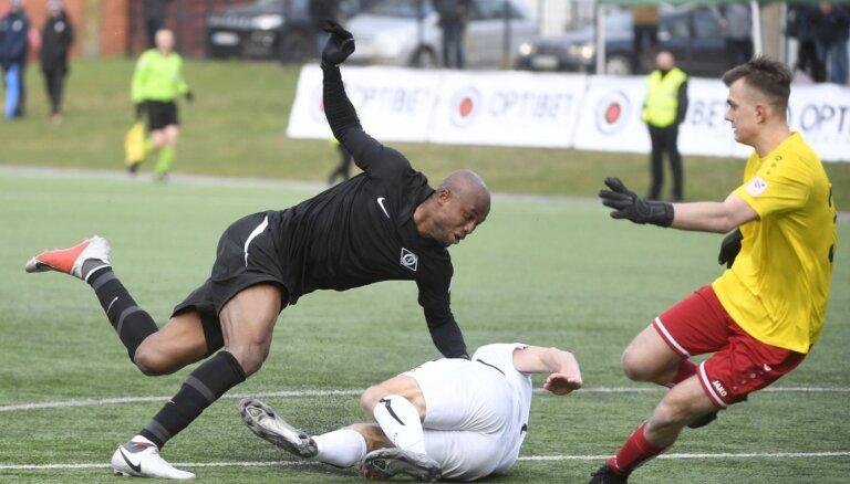'Noah Jurmala' virslīgas čempionātā debijas spēlē cieš sagrāvi pret 'Spartaku'; 'Metta' izcīna neizšķirtu