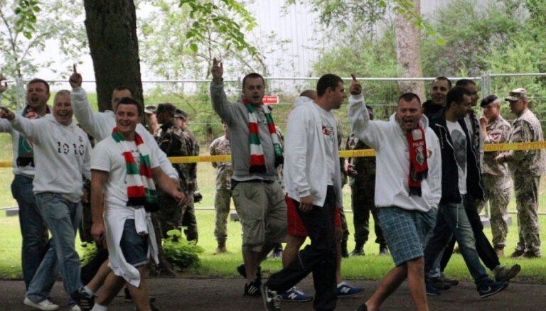 Бесчинства польских фанатов: слишком мало улик
