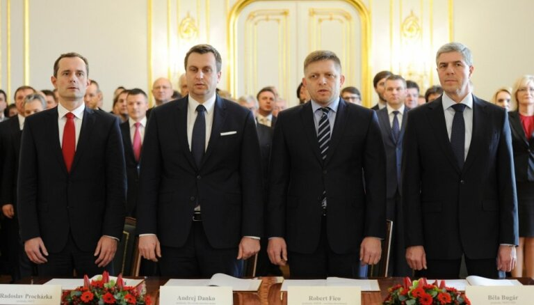 Latviju oficiālā vizītē apmeklēs Slovākijas parlamenta priekšsēdētājs