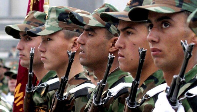 Пограничники Таджикистана и Киргизии вступили в боевое столкновение
