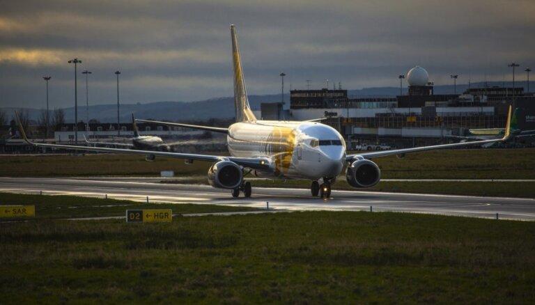 Aviokompāniju 'PrimeraAir Nordic' pasludina par maksātnespējīgu