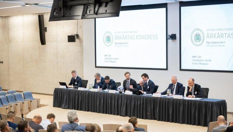 LFF kongresā paredzēts lemt par vairāku biedru izslēgšanu