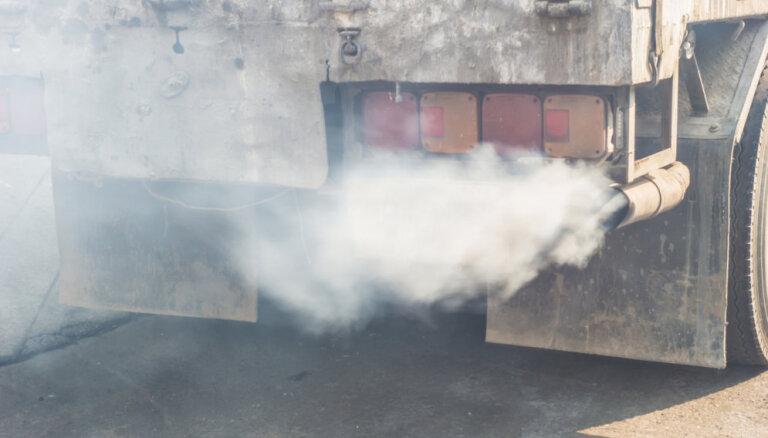 Vācija aicina ES pārskatīt savus slāpekļa oksīdu emisijas standartus