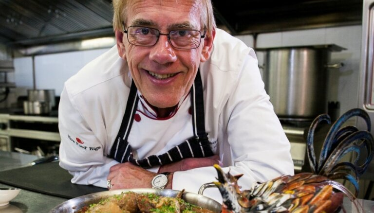 Названы 30 лучших ресторанов Латвии в 2015 году