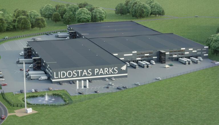 Uzņēmuma 'Printful' Eiropas ražotnei būvē jaunas telpas pie lidostas