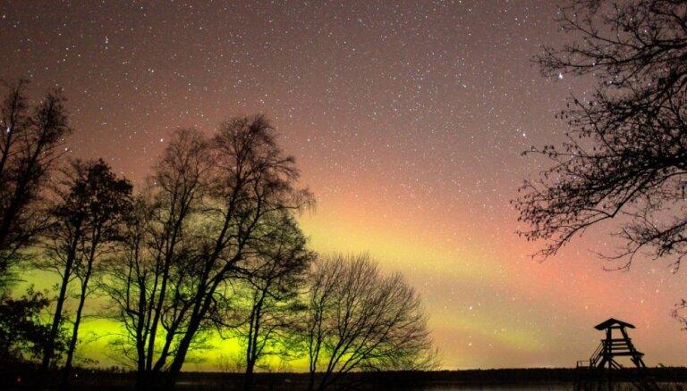 Прогноз на воскресенье: ночью можно увидеть северное сияние, день будет солнечным