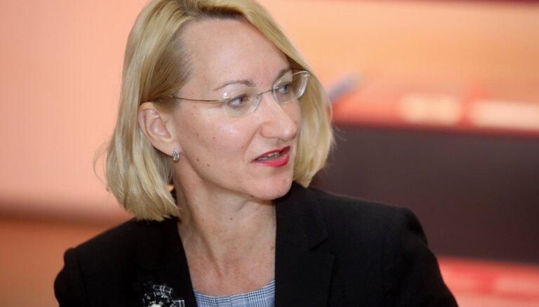 Žurnālistu drošībai Eiropā jāpilnveido tiesiskais regulējums un jāatbalsta mediji, norāda Melbārde