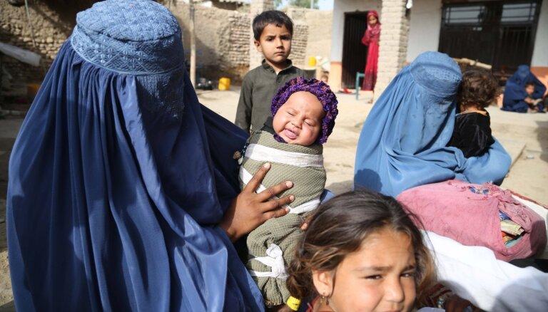 Afganistānā jauna vardarbības uzliesmojuma dēļ mājas pametuši 56 000 cilvēku