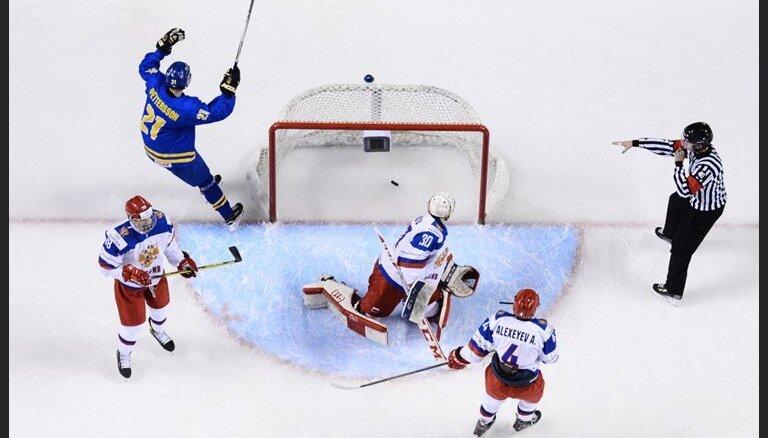 Российские хоккеисты потерпели на ЮЧМ второе поражение