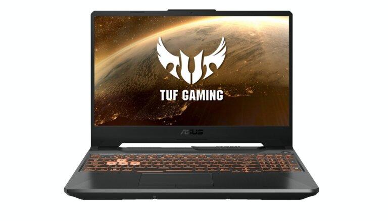Spēcīgs, stilīgs un uzticams: 'Asus' klēpjdators geimeriem 'TUF Gaming A15'