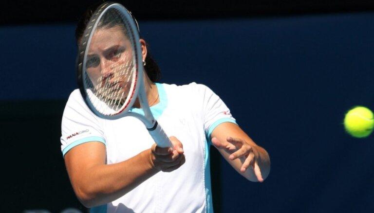 Sevastovai 27 pozīciju kāpums WTA rangā
